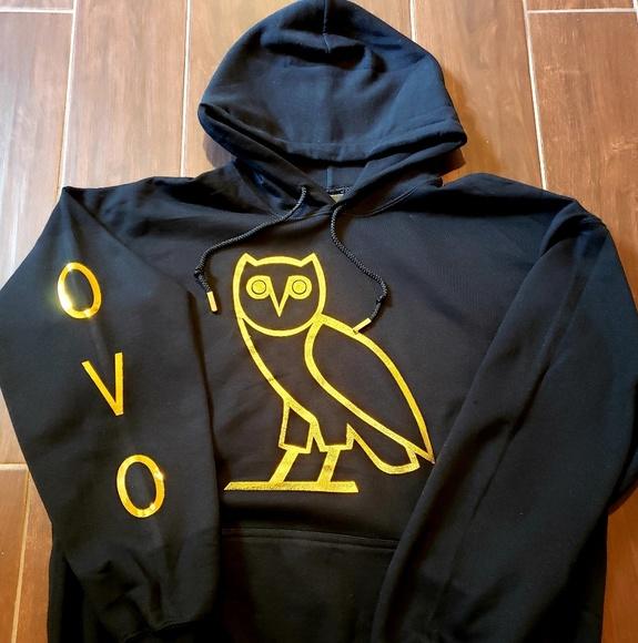 c305657bdef447 OVO Octobers Very Own Drake Hoodie Sweatshirt XL